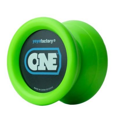 one zielone